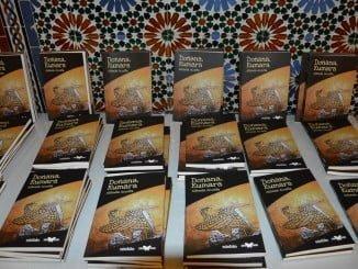 Ejemplares de Doñana Kumara, de Alfonsa Acosta