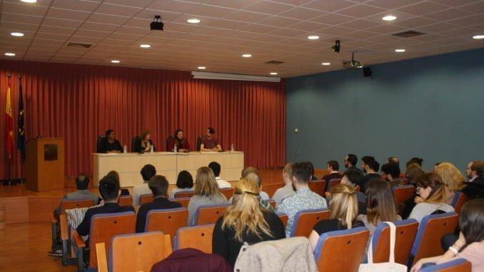 Encuentro de Representante de Erasmus en Huelva