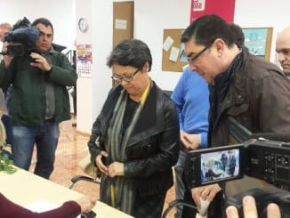 Los socialistas registran un escrito en la Subdelegación del Gobierno