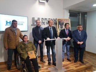 La feria ha sido presentada en la Diputación de Huelva