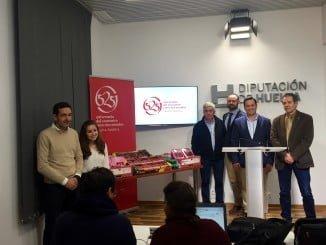 Nueve empresas de Freshuelva participan en Fruit Logistica, en Berlín, según han explicado hoy en rueda de prensa en Diputación