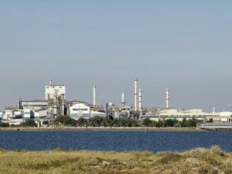 Fundición de Atlantic Copper donde AENOR ha comprobado la prestación del servicio
