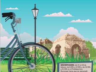 Palos celebra el Día de Andalucía subido a la bici