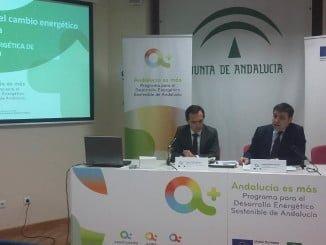 Un momento del encuentro empresarial que se llevará a otras ciudades andaluzas con distintas temáticas