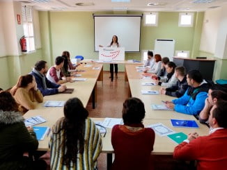 Nueva lanzadera de empleo en el Centro de Los Rosales para 20 desempleados