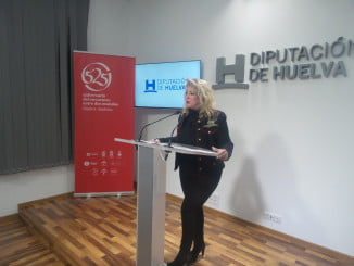 La diputada de Cultura, Lourdes Garrido, ha presentado los presupuestos de su área