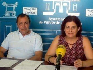 Carmen Castilla, concejala socialista del Ayuntamiento de Valverde