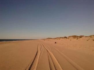 El Ayuntamienotode Lepe ya está preparando sus playas cara a Semana Santa