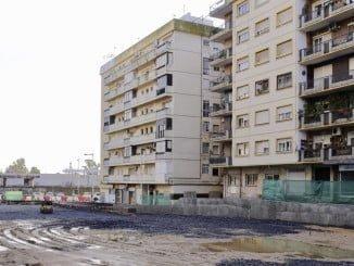 Las obras de la Avenida de Cádiz se encuentran ejecutadas al 50%