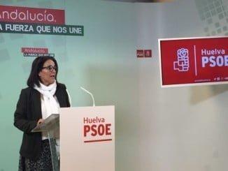 La diputada socialista Pepa González Bayo