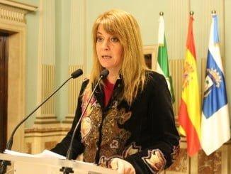 Pilar Miranda ha explicado en rueda de prensa las mociones que lleva su Grupo al Pleno