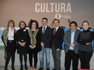 Reunión de todos los socios del proyecto transfronterizo