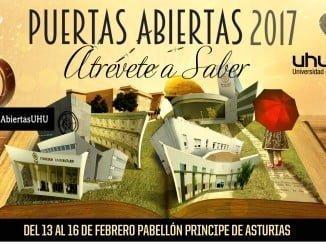 Los preuniversitarios visitarán las instalaciones de la UHU del 13 al 16 de febrero