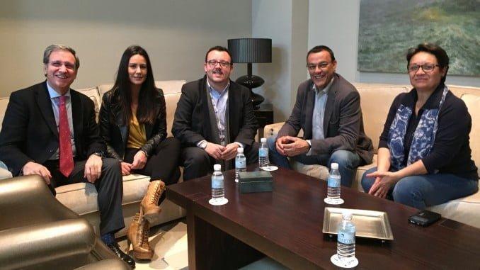 """Juan Aponte, el ingeniero que ha revolucionado con su """"Wardian"""" los sistemas de Seguridad, se entrevista con Caravallo"""