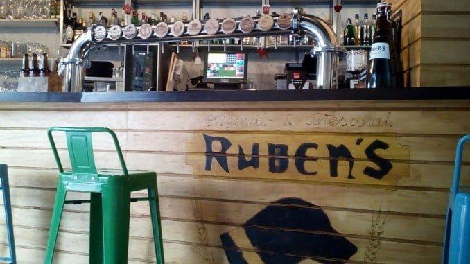 Un coqueto espacio que ofrece una gran variedad de cervezas