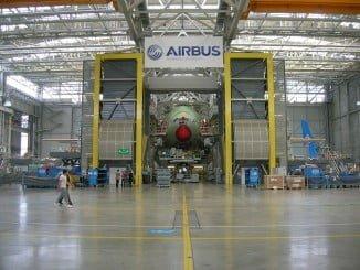 AIRBUS ha mostrado su interés en incorporarse al Clúster