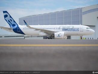 Airbus es el número uno en aviación civil actualmente