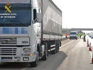 La nueva campaña de tráfico vigilará el estado de los camiones y furgonetas y sus conductores