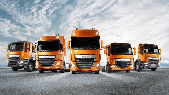 Las matriculaciones de camiones ligeros han caído un 25,5%
