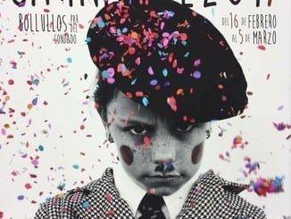 Cartel anunciador del Carnaval de Bollullos