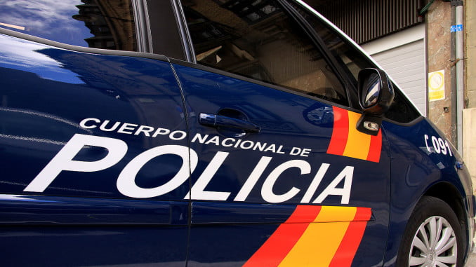 La Policía Nacional detuvo al individuo por simulación de delito y otro contra la seguridad vial