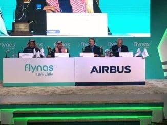 El acuerdo fue anunciado en Riad en una conferencia de prensa