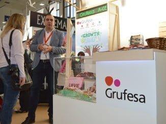 Grufesa estará presente una vez más en Berlín en Furit Logistica