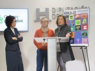 Diputación ha hecho un balance de este proyecto sobre la igualdad de género