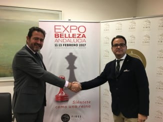 Retrospectiva de la firma Convenio FIBES-Salerm Cosmetics para Expobelleza Andalucía 2017