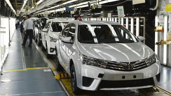 El sector del automóvil es uno de los que experimentó un mayor crecimiento en sus exportaciones
