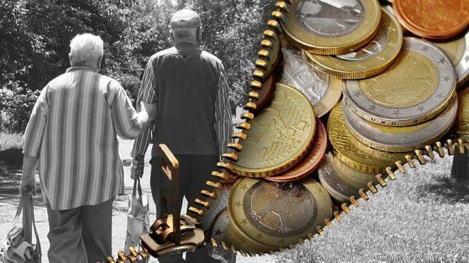 La edad media del pensionista contributivo es de 72 años