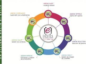 Infografía sobre el funcionamiento de la asesoría laboral