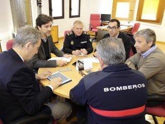 Primera reunión de coordinación para establecer las líneas generales del protocolo