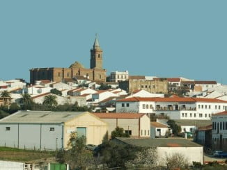 Esta infraestructura une la Cuenca Minera de Huelva con el eje extremeño de comunicación con Andalucía