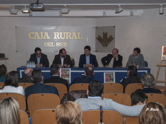 Un momento de la presentación del torneo que se celebra el 4 de marzo