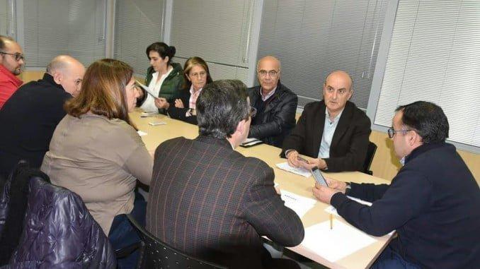 La Mesa Empresarial de Lepe se reúne y abordan de lleno la competencia desleal