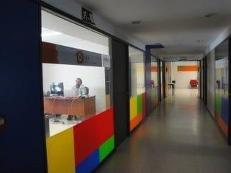Las instalaciones ofrecen locales adecuados para el desarrollo de la actividad empresarial