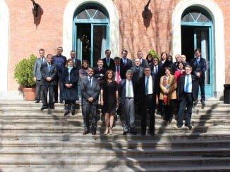 La directora general del Agua de España y el embajador de Portugal han presidido la XIX CADC del Convenio de Albufeira que se ha celebrado en Madrid