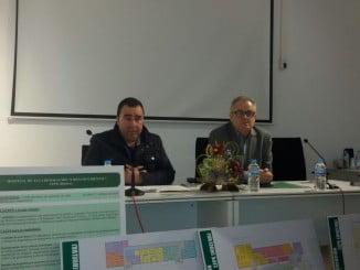 Reunión informativa en Villablanca