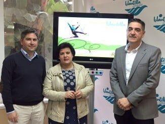 Presentación del proyecto de la Tirolina de Islantilla