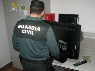 La Guardia Civil pudo detener a los ladrones gracias a la colaboración ciudadana