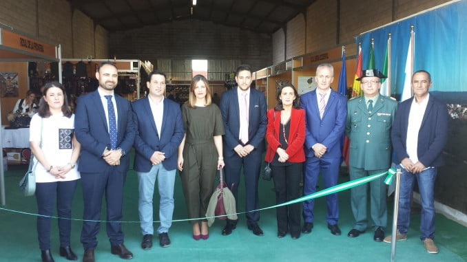 Inaugurada la VIII Feria Internacional de la Caza de Rosal de la Frontera