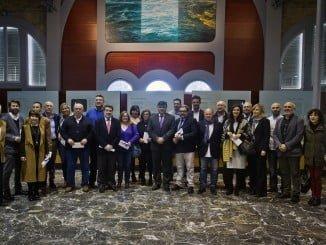 Entrega de las resoluciones adoptadas por la Comisión Puerto Ciudad por las que se les concede una subvención en concepto de cofinanciación a los proyectos presentados en la primera Convocatoria Puerto Ciudad 2016