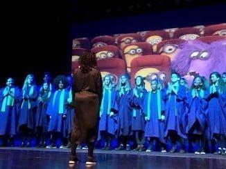 La jornada contó con 51 actuaciones de 302 jóvenes músicos participantes