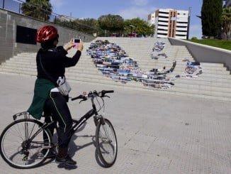 La ciudad muestra las propuestas artísticas seleccionadas en el marco del proyecto 'Arte Urbano Gourmet'