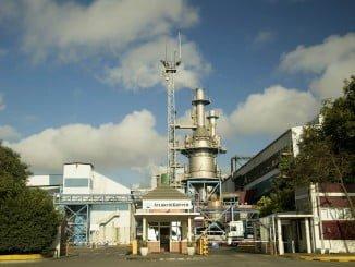 Complejo Metalúrgico de Atlantic Copper en Huelva