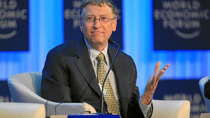 El empresario estadounidense ha incrementado un 14,66% su patrimonio, que alcanzó los 86.000 millones de dólares