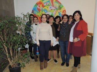 Reunión del Consejo Local de la Mujer del Ayuntamiento de Huelva