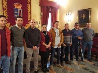 La entidad de fútbol almonteña recibirá 30.000 euros de las arcas municipales