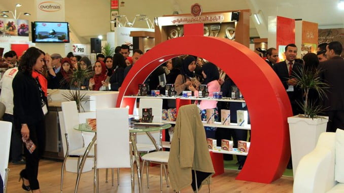 Feria Cremai, en Marruecos, donde también han estado presentes las empresas andaluzas